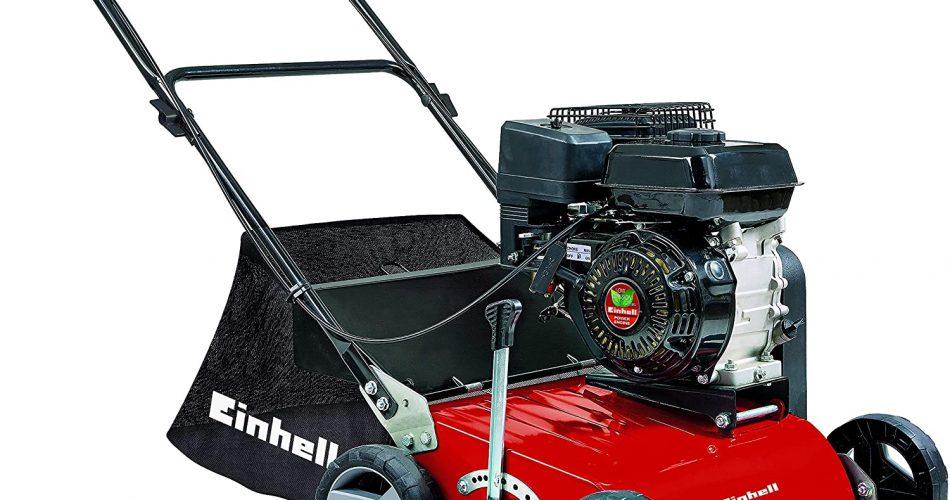 On fait le test du Einhell Scarificateur a essence GC SC 4240 P